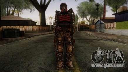 Duty Exoskeleton for GTA San Andreas