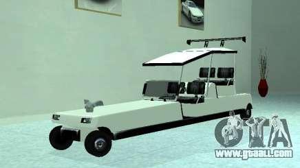 Limgolf for GTA San Andreas