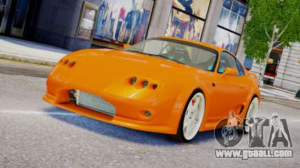 Toyota Supra VeilSide Fortune 03 v1.0 for GTA 4