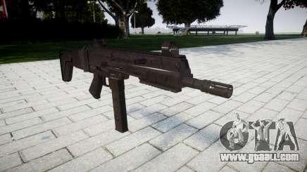 Gun SMT40 for GTA 4