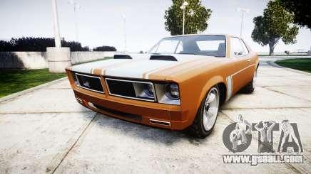 Declasse Tampa 1976 v2.0 for GTA 4