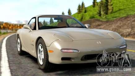 Mazda RX-7 1997 FD3s [EPM] for GTA 4