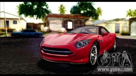 GTA 5 Hijak Khamelion IVF for GTA San Andreas