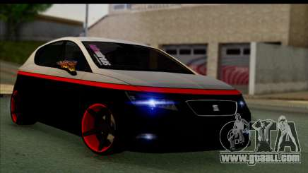 Seat Leon Hellandreas 2013 for GTA San Andreas