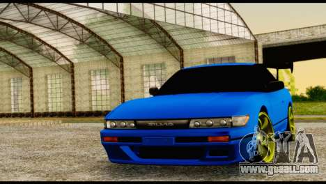 Nissan Silvia S13 Sileighty Drift Moster for GTA San Andreas