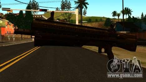 UTAS UTS-15 from Battlefield 4 for GTA San Andreas