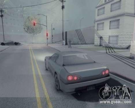 Graphic Mod v5.0 для GTA San Andreas for GTA San Andreas forth screenshot