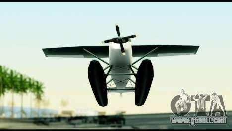 Beta Skimmer for GTA San Andreas inner view