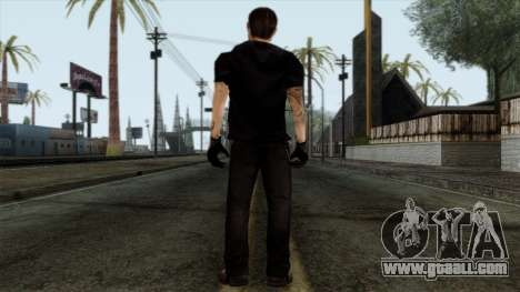 GTA 4 Skin 27 for GTA San Andreas second screenshot