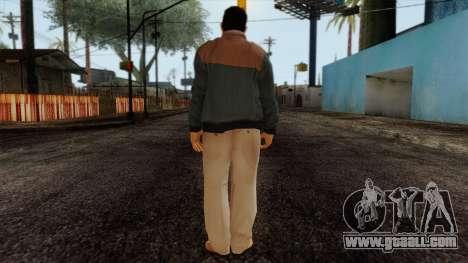GTA 4 Skin 47 for GTA San Andreas second screenshot