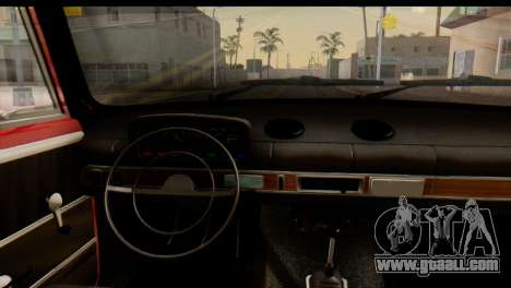 VAZ 2101 Zhiguli for GTA San Andreas right view