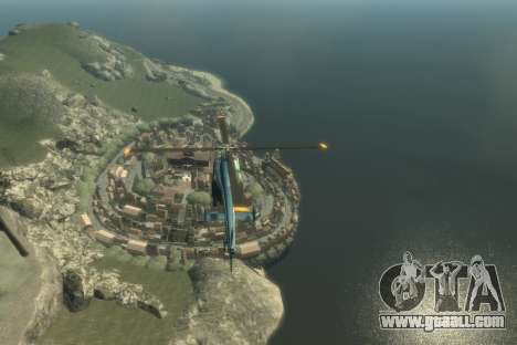 The French Riviera for GTA 4
