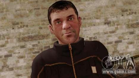GTA 4 Skin 87 for GTA San Andreas third screenshot