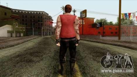 GTA 4 Skin 41 for GTA San Andreas second screenshot