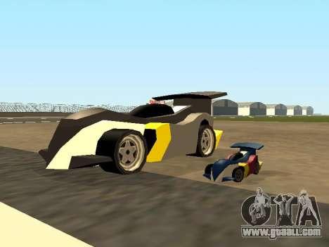 RC Bandit (Automotive) for GTA San Andreas interior
