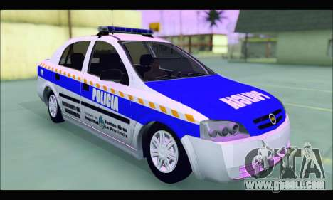 Chevrolet Astra Policia Vial Bonaerense for GTA San Andreas