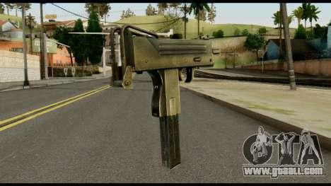Ingram from Max Payne for GTA San Andreas second screenshot