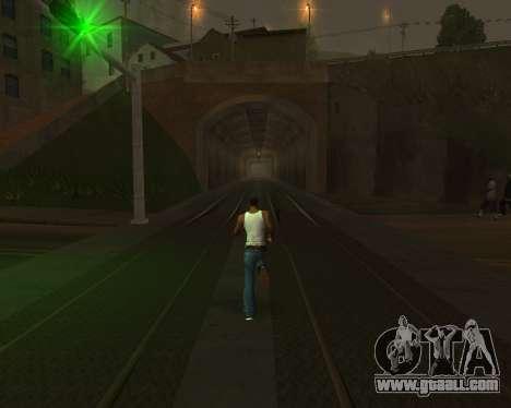 Colormod Dark Low for GTA San Andreas twelth screenshot