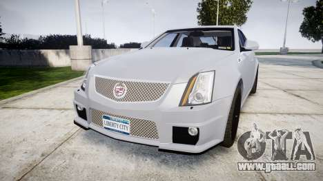 Cadillac CTS-V 2010 for GTA 4