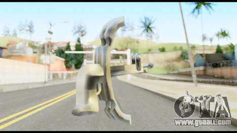 Fear Wilhelm Tell from Metal Gear Solid for GTA San Andreas