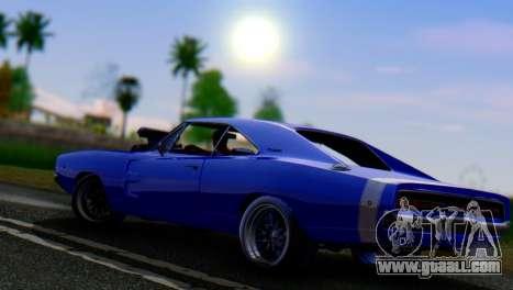 HardCore ENB for GTA San Andreas third screenshot
