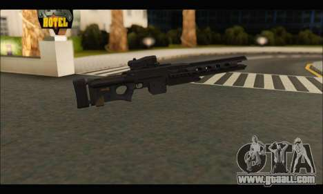 BF4 Final Stand DLC Rorsch Mk-1 for GTA San Andreas second screenshot