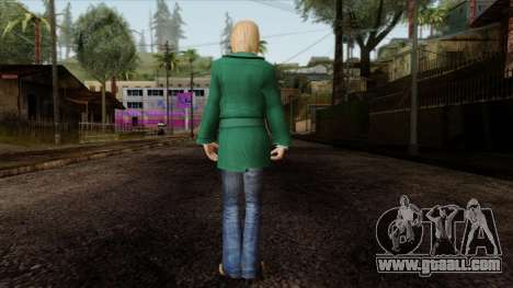GTA 4 Skin 35 for GTA San Andreas second screenshot
