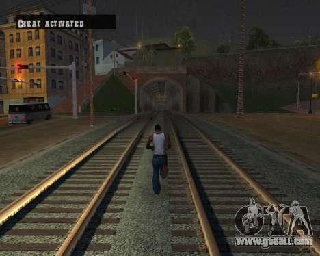 Colormod Dark Low for GTA San Andreas tenth screenshot