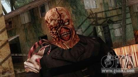 Resident Evil Skin 9 for GTA San Andreas
