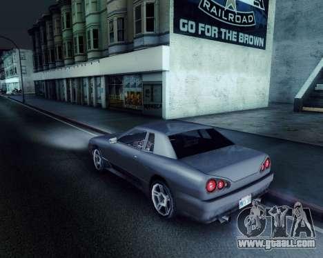 Graphic Mod v5.0 для GTA San Andreas for GTA San Andreas third screenshot