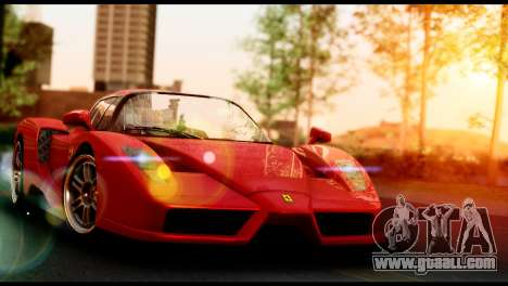 Ferrari Enzo 2002 for GTA San Andreas