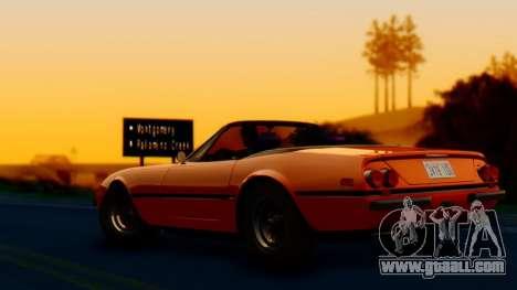 HardCore ENB for GTA San Andreas