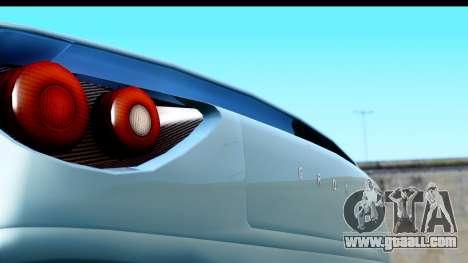 GTA 5 Grotti Carbonizzare v3 (IVF) for GTA San Andreas back left view
