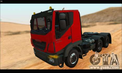 Iveco Trakker 2014 (IVF & ADD) for GTA San Andreas