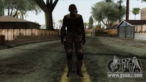 Resident Evil Skin 3 for GTA San Andreas