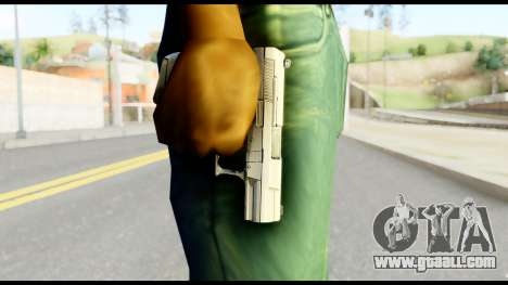 New Pistol for GTA San Andreas third screenshot