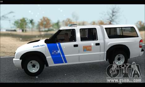 Chevrolet S-10 P.N.A for GTA San Andreas left view