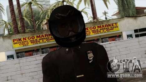 GTA 4 Skin 40 for GTA San Andreas third screenshot