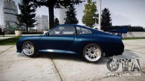 Pfister Comet GT v3.0 for GTA 4 left view