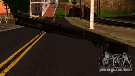 Shotgun from GTA 4 for GTA San Andreas