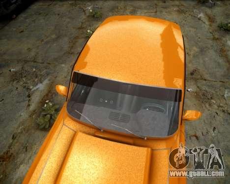 Moskvich 412 Monster for GTA 4 upper view