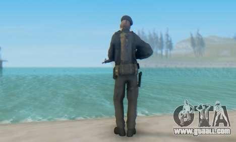 Boina Negra (FES) for GTA San Andreas forth screenshot