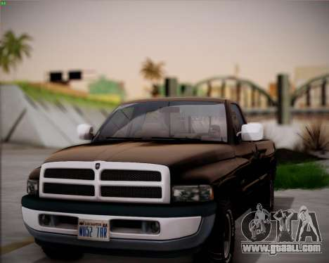 EazyENB for GTA San Andreas third screenshot