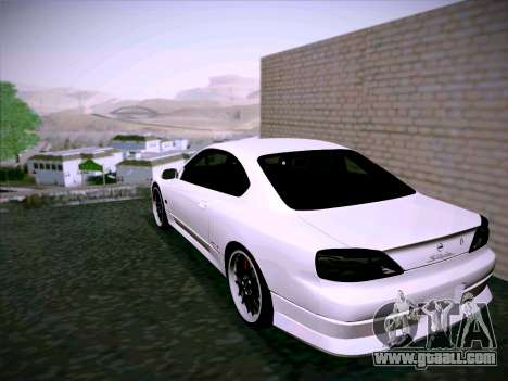 Nissan Silvia S15 Roux for GTA San Andreas right view