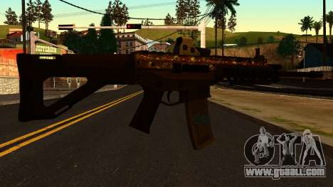 ACW-R from Battlefield 4 for GTA San Andreas second screenshot