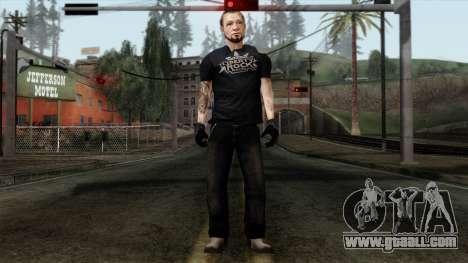 GTA 4 Skin 27 for GTA San Andreas