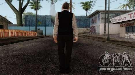 GTA 4 Skin 33 for GTA San Andreas second screenshot
