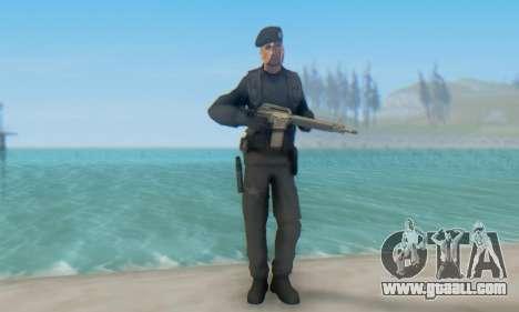 Boina Negra (FES) for GTA San Andreas third screenshot