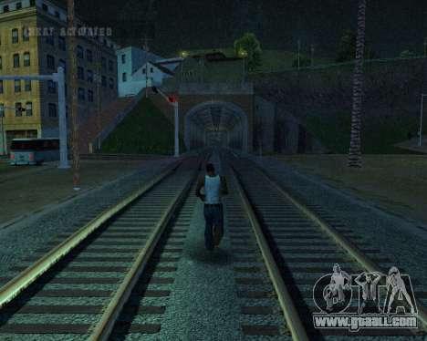 Colormod Dark Low for GTA San Andreas eleventh screenshot