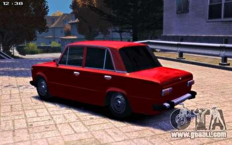VAZ 2101 for GTA 4 left view